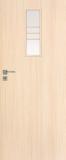 Drzwi DRE Arte B 60 przylgowe i bezprzylgowe