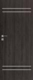 Drzwi DRE Galeria Alu  60 przylgowe i bezprzylgowe