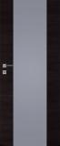 Drzwi DRE Vetro A1 decormat grafit