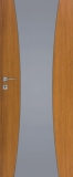 Drzwi DRE Vetro C1 decormat grafit