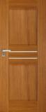 Drzwi DRE  Piano 1 przylgowe i bezprzylgowe