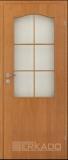 Drzwi Erkado Clasic  pokojowe 3/3 Standard