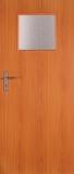 Drzwi chronos 1/3 70/80 buk/dąb -wyprzedaż